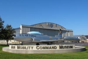 The Air Mobility Command Museum