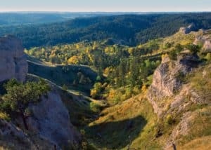 The Chadron State Park