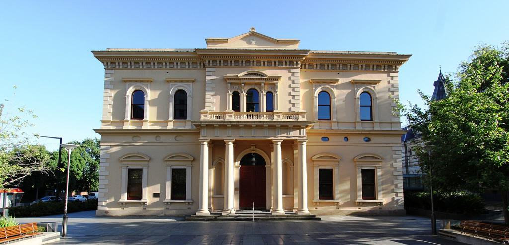 the State Library of SA