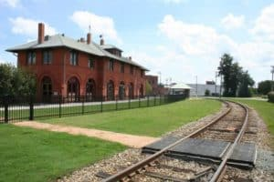 Fayetteville Area Transportation and History Museum