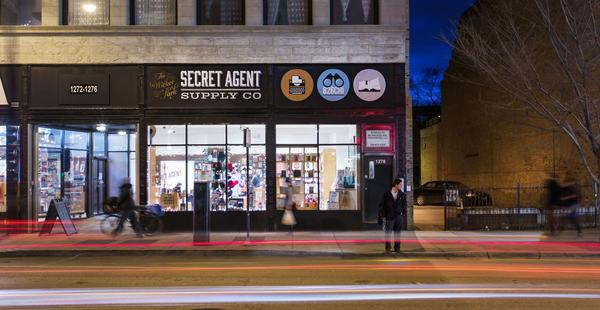 Secret Agent Supply Co