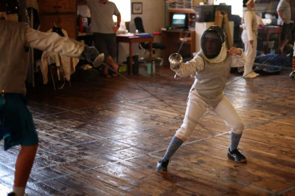The All American Fencing Academy