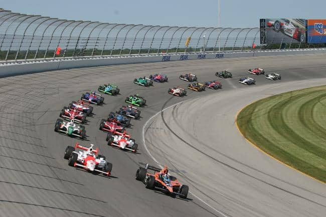 Chicago Speedway and Route 66 Speedway