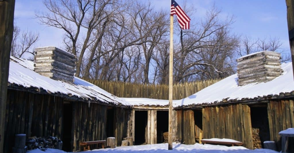 Fort Mandan Overlook State Historic Site