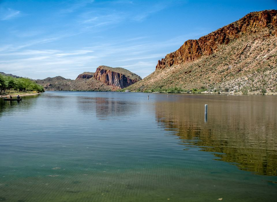 15 Best Lakes In Arizona The Crazy Tourist