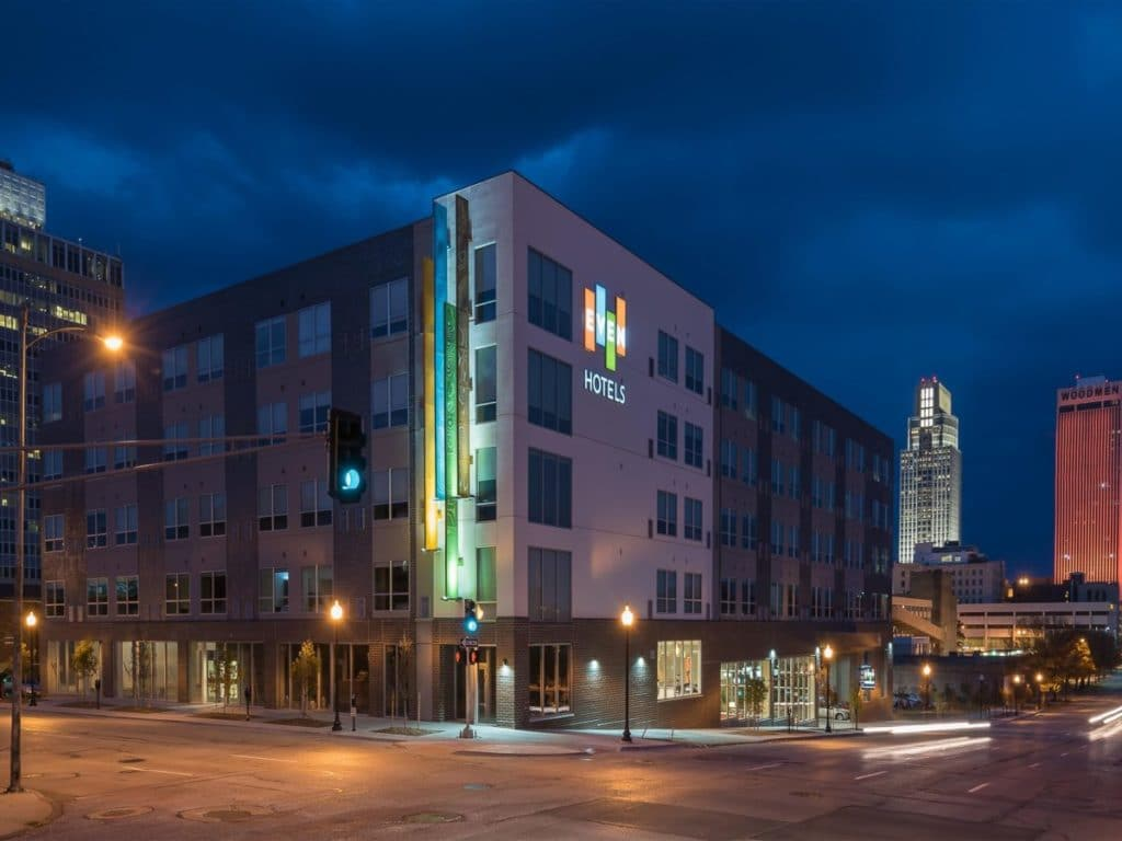 EVEN Hotel Omaha Downtown