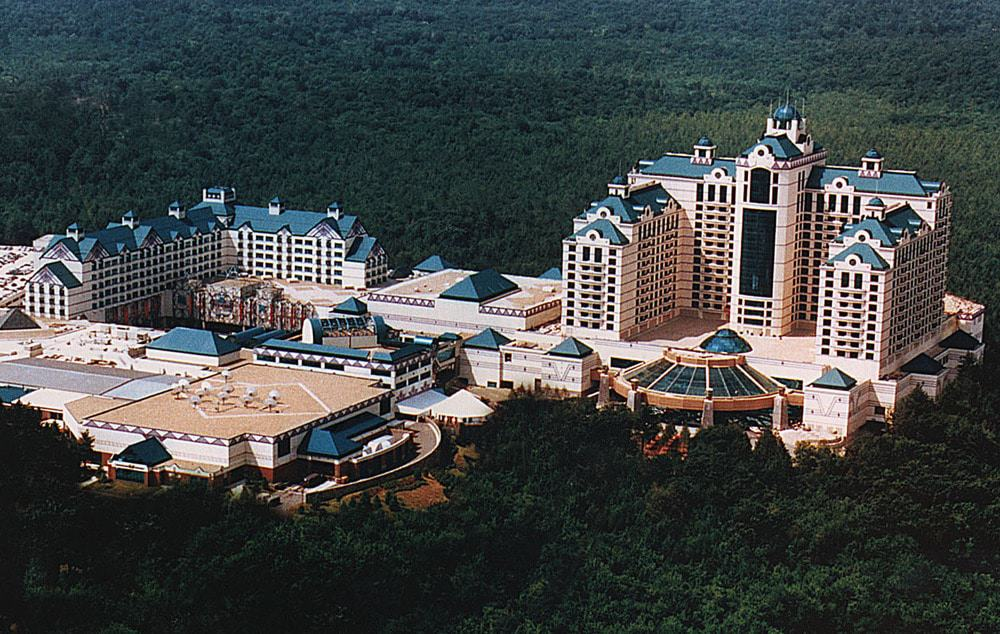 Where is foxwoods casino in connecticut casino operations software
