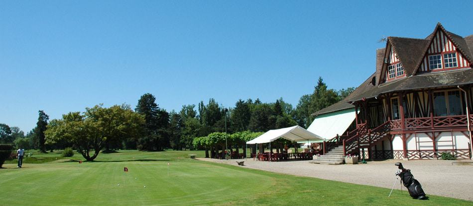 Golf Sporting Club de Vichy