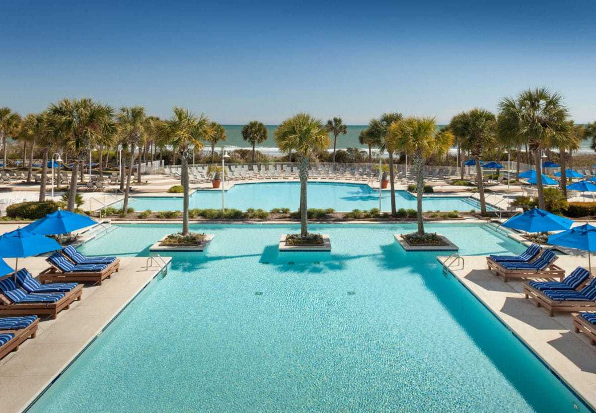 15 Best Resorts In South Carolina