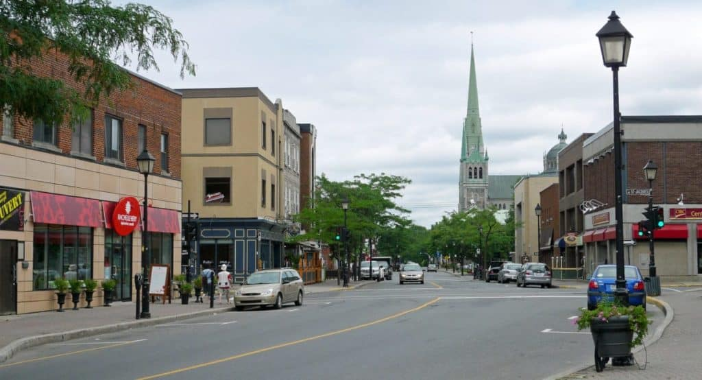 Old Longueuil