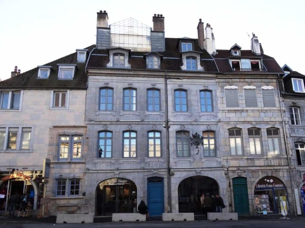 Victor Hugo's Birthplace