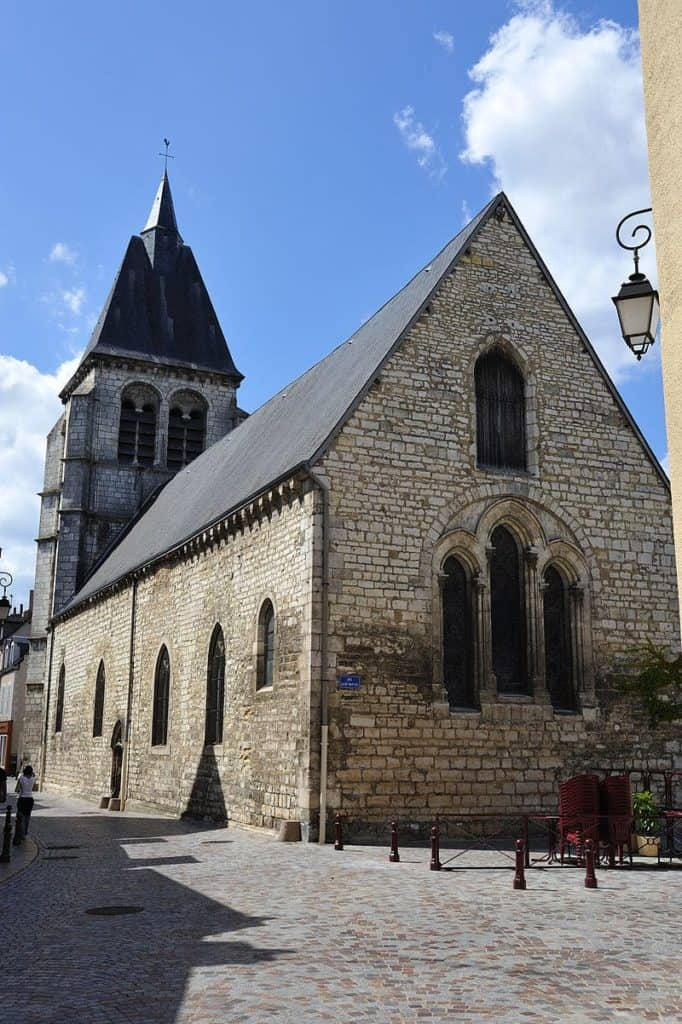 Église Saint-Martial