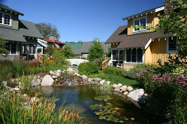 Crystal Mountain Resort and Spa