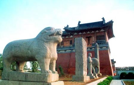 Northern Song Dynasty Imperial Tombs