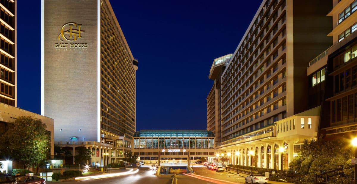 Downtown Louisville Hotels With Spa