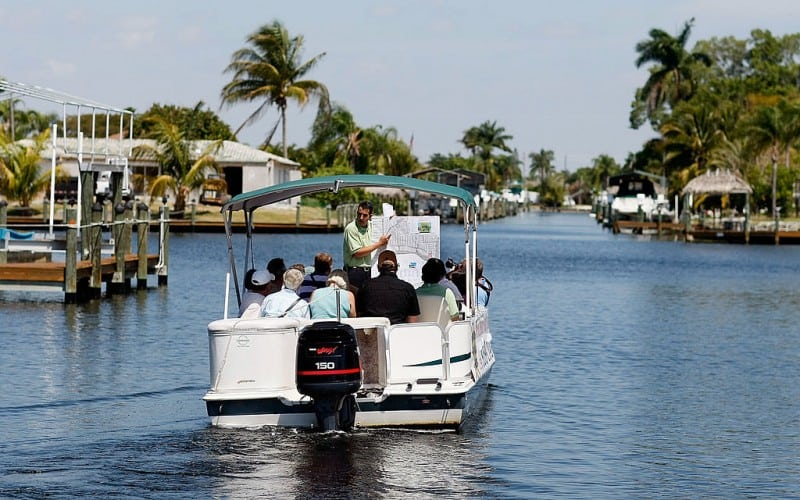 Cape Coral Boat Tour