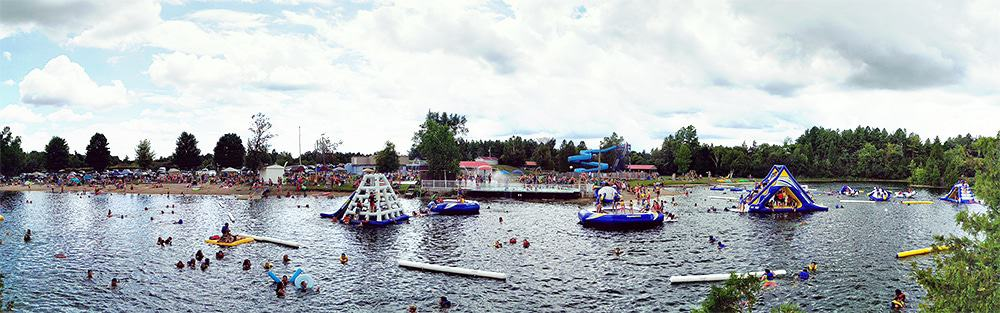Emerald Lake Waterpark