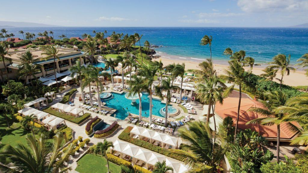 15 best resorts in maui hawaii the crazy tourist for Nicest hotels in maui
