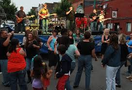 Jammin' in the Alley