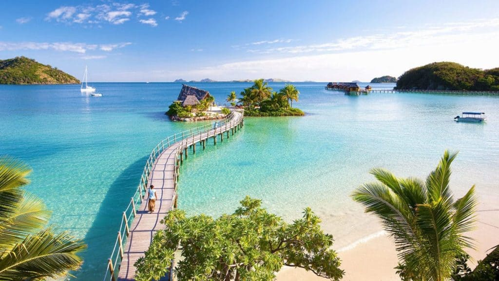 Tropical Island Beach Ambience Sound: 15 Best Resorts In Fiji