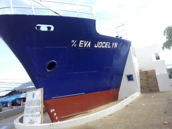 MV Eva Jocelyn Shrine