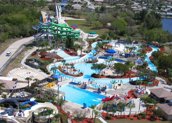 Sunsplash Family Waterpark
