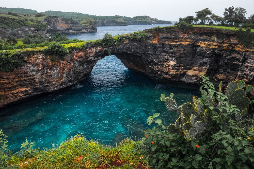 Broken Beach, Nusa Penida