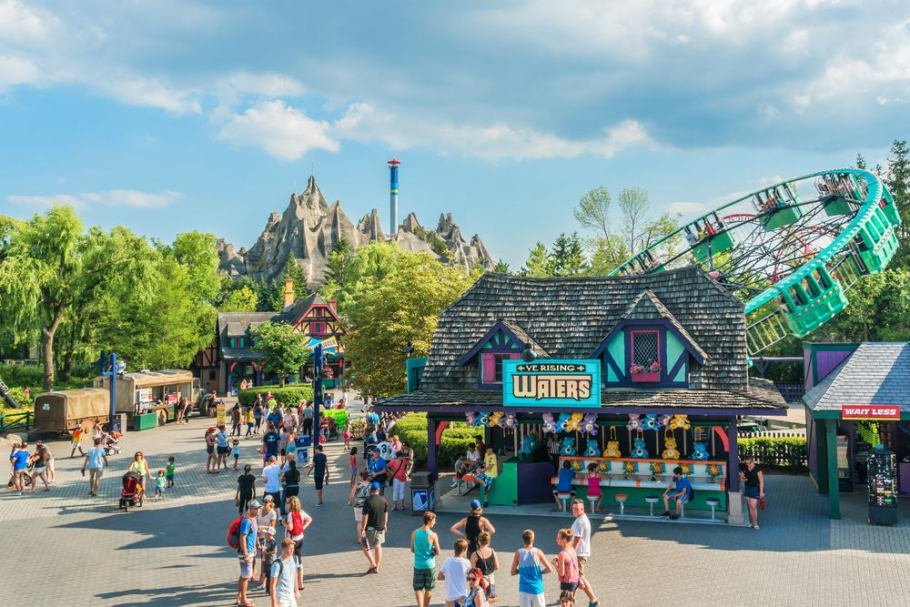 Map Of Canadas Wonderland 2017.15 Best Things To Do In Vaughan Ontario Canada The Crazy Tourist