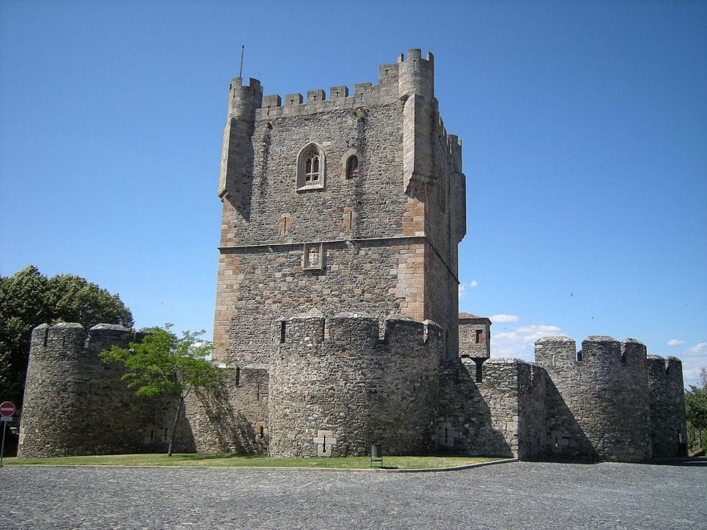 Castle Of Bragança