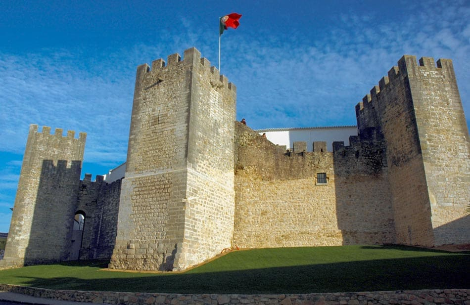 Castle Of Loulé
