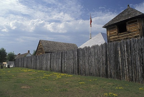 Fort William Fur Trade Post