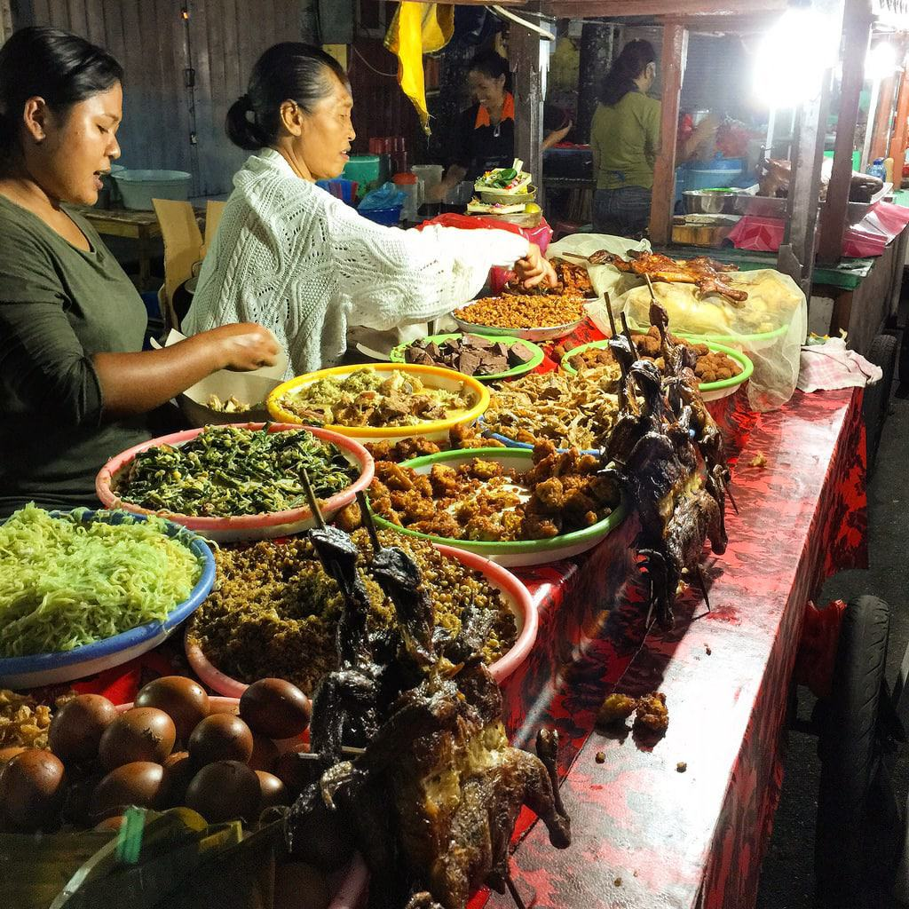 Gianyar Night Market