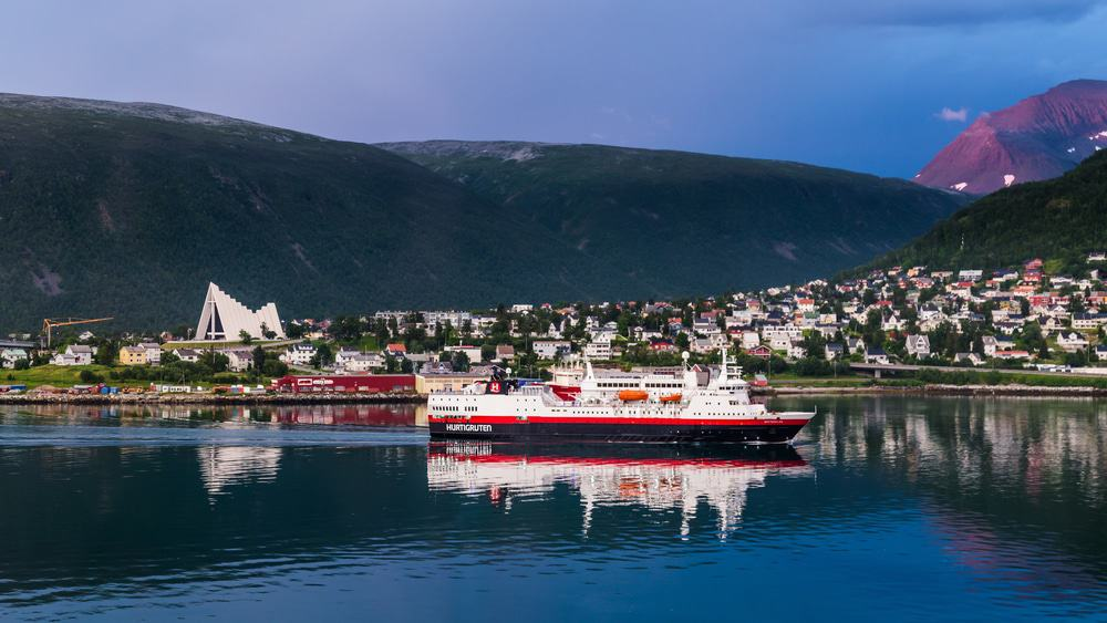 Hurtigruten Ferry