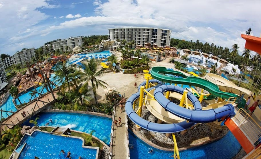 Jungle Waterpark, Bogor