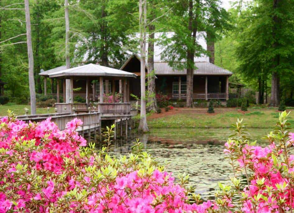 15 best romantic weekend getaways in mississippi the for Perfect weekend getaways for couples