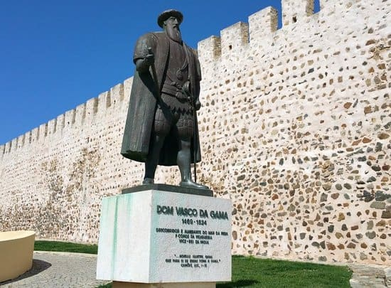 Monumento Do Vasco Da Gama