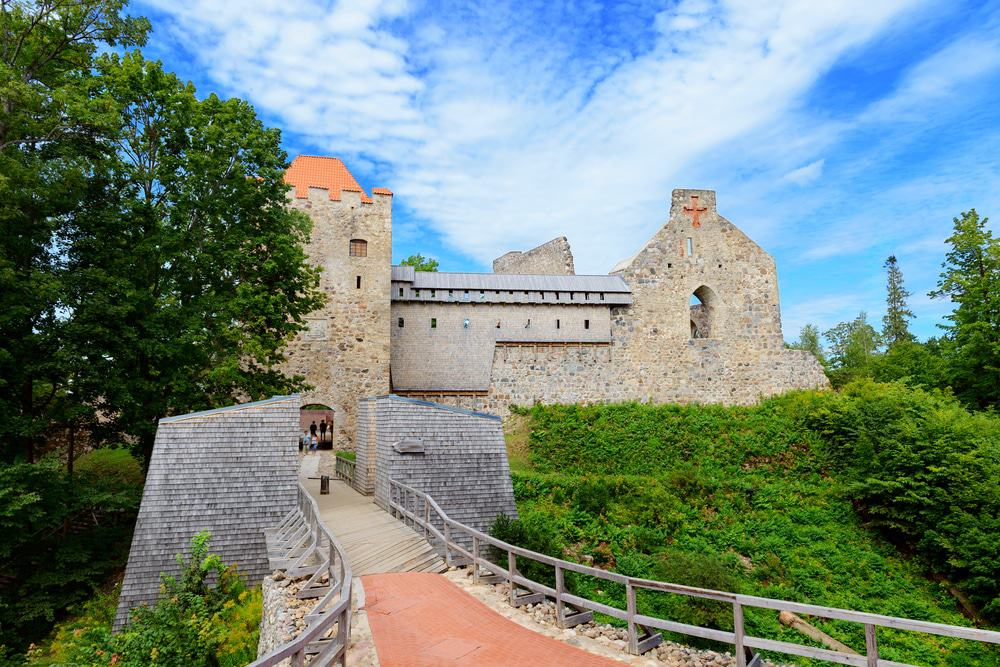 Old Sigulda Castle