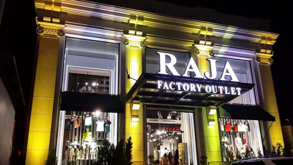 Raja Factory Outlet