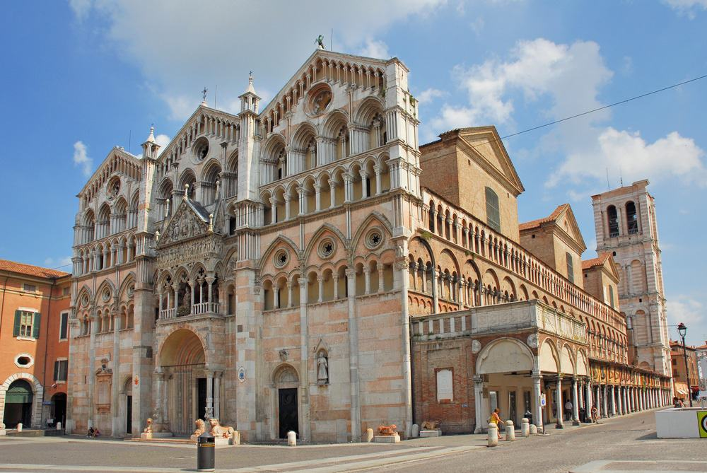 Saint George Cathedral, Ferrara