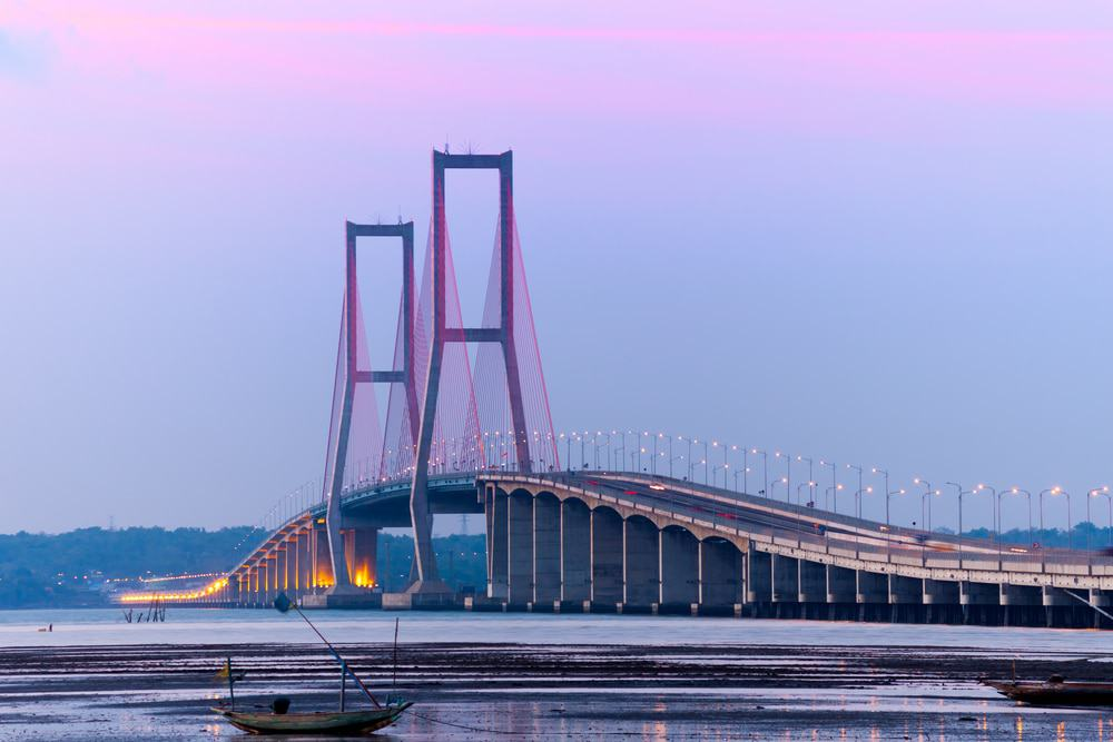 Suramadu National Bridge