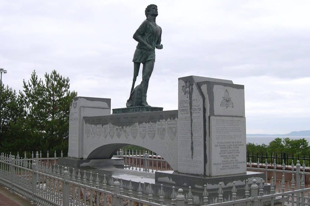 Terry Fox Memorial and Lookout
