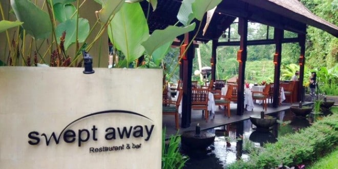 Swept Away Restaurant