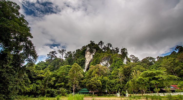 White Mountain Kalimantan