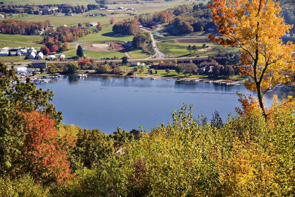 15 Best Lakes in Maryland - The Crazy Tourist