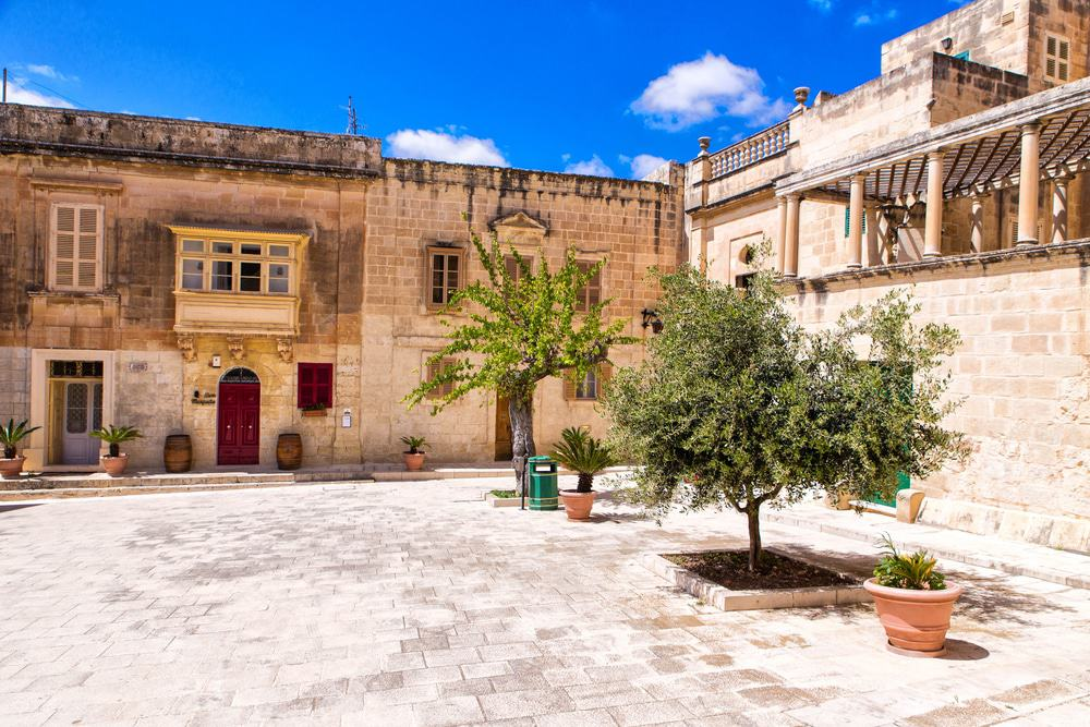 Old Capital Of Mdina