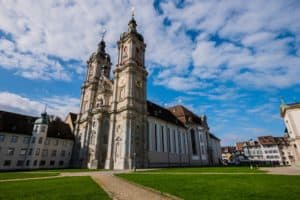 Abbey Cathedral Of St Gall