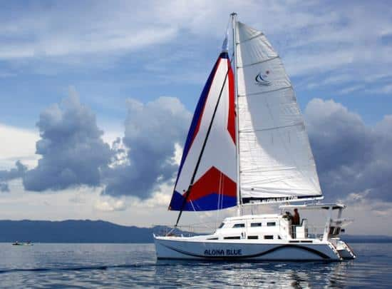 Alona Blue Sailing Charters