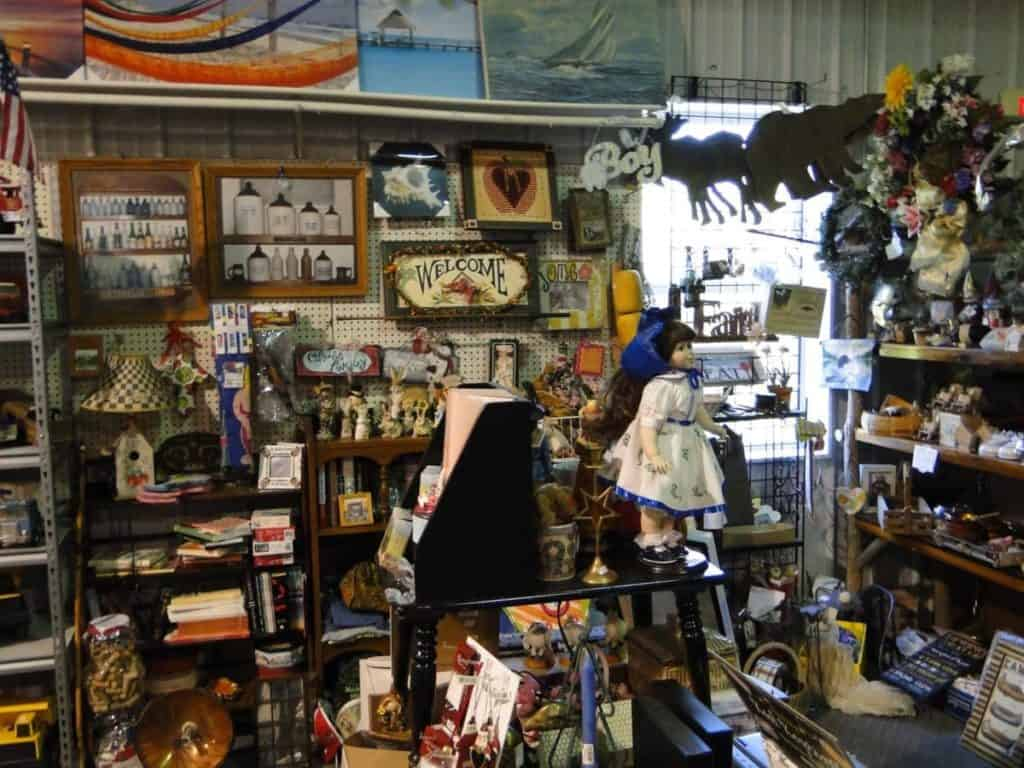Bay Area Indoor Flea Market & Specialty Shops