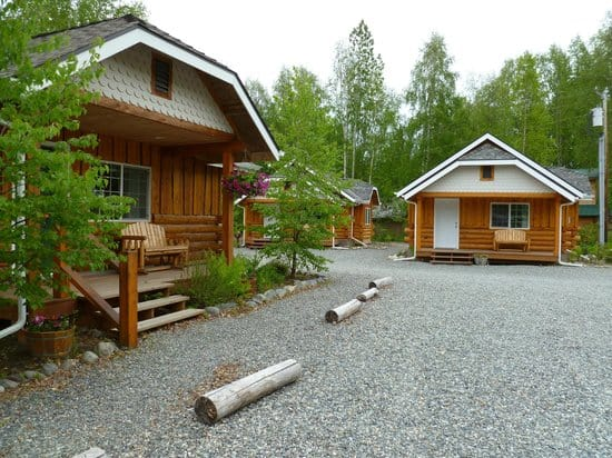 Denali Fireside Cabins And Suites