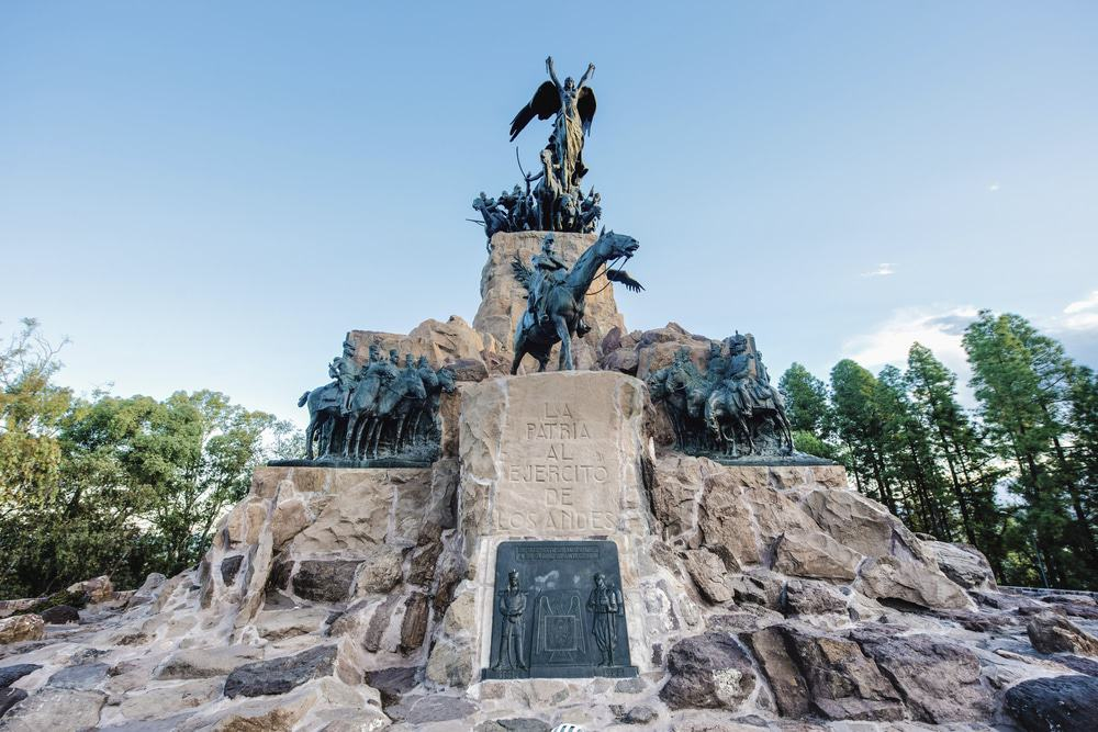 General San Martín And The Army Of The Andes